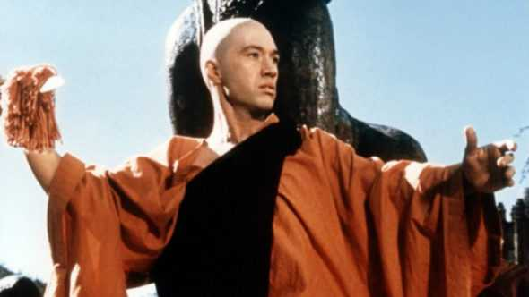 picture of David Carradine in Kung Fu